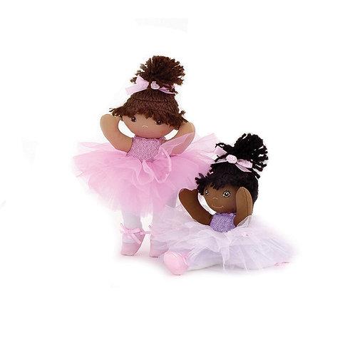 "18"" Debbie Dancer - African American"