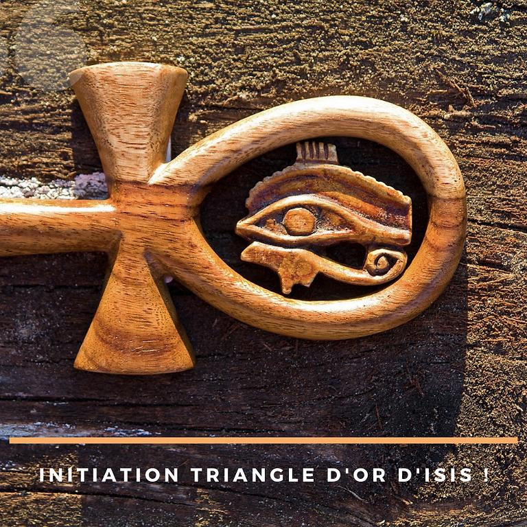 Initiation au Trinagle d'Or d'ISIS - présentiel dans un Zome