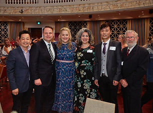 Tim Lim, Lord Mayor, Lady Mayoress, Alic