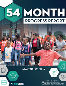Mayor Bowser's 54 Month Progress Report