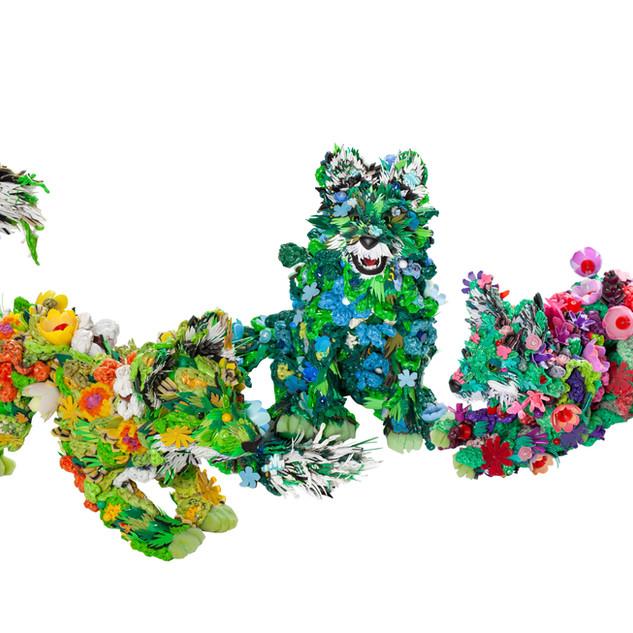Floral Fox Kits