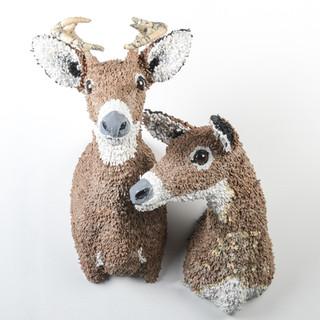 Plastic Planet Deer, 2016