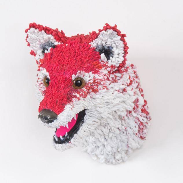 Plastic Planet Red Fox, 2017