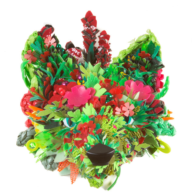 """Something New """"Floral Fox"""", 2018"""