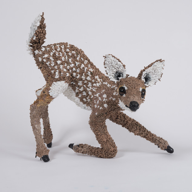 Plastic Planet Fawn, 2017