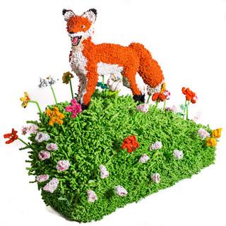 Plastic Planet Fox, 2014