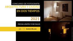 Concurso de Fotografía 2021: Arquitectura y ciudad en dos tiempos