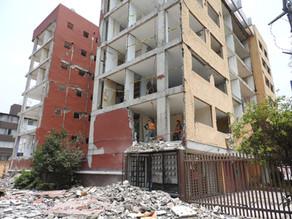 Daños a la vivienda multifamiliar en la CDMX por un sismo y su relación con los derechos humanos
