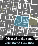 FONCA: Merced Balbuena