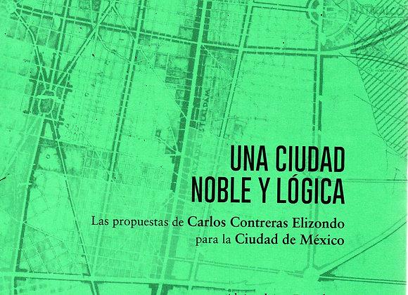 Carlos Contreras y la ciudad de México