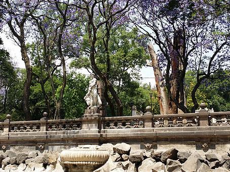 Chapultepec, un cerro de historia