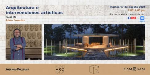ARQUITECTURA E INTERVENCIONES ARTÍSTICAS