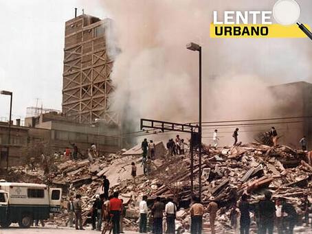 1985: la Ciudad de México se ha reconstruido sobre sí misma