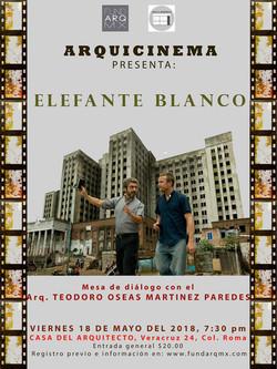 ARQUICINEMA-ELEFANTE BLANCO-18MAY18