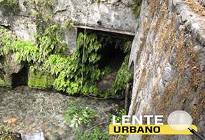 Tacubaya, edificado por trazos de agua