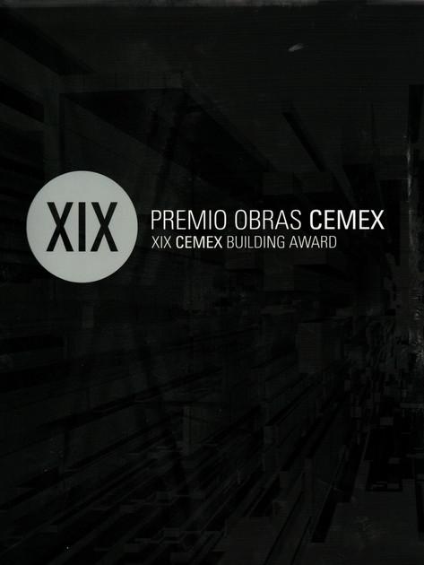 Premio obras CEMEX XIX