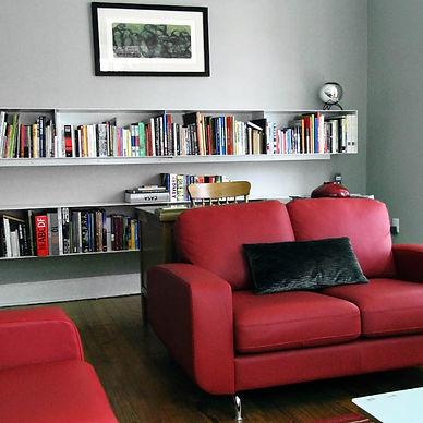Nuestra oficina en el Edificio Condesa A2