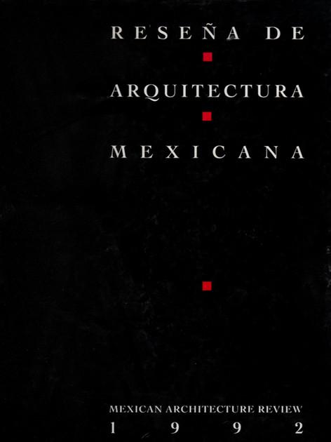 Reseña de arquitectura mexicana