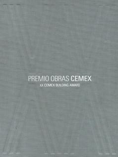 Premio obras CEMEX XX