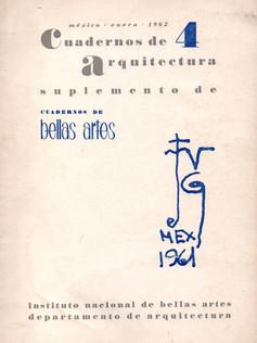 Cuadernos de arquitectura 4: Bellas Artes