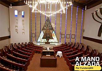 Los secretos arquitectónicos de las sinagogas del DF