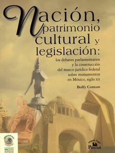 NACIO¦üN, PATRIMONIO CULTURAL Y LEGISLAC