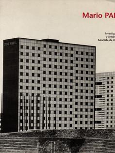 Mario Pani; Historia oral de la Ciudad de México, Testimonios de sus arquitectos (1940-1990)