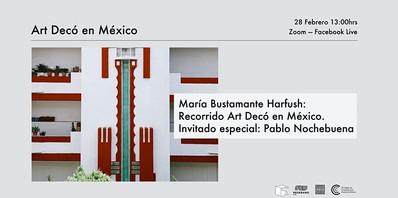 Recorrido Art Decó en México