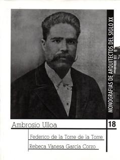 Monografías de Arquitectos del siglo  XX; Andrés Casillas de Alba