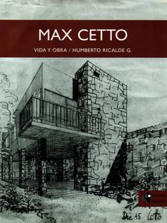 Max Cetto, Vida y Obra