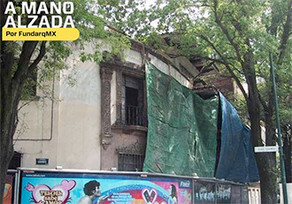 Las demoliciones amenazan la arquitectura de Polanco DF