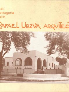 Rafael Urzúa, Arquitecto