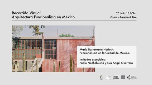 ARQUITECTURA FUNCIONALISTA EN MÉXICO