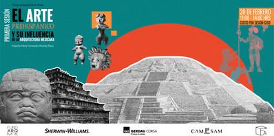 El arte prehispano y su influencia en la arquitectura mexicana