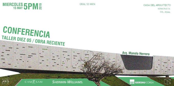 CONFERENCIA TALLER DIEZ 05-MANOLO HERRER