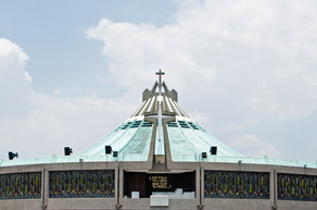 DESTELLOS DE MODERNIDAD: La Nueva Basílica de Guadalupe.