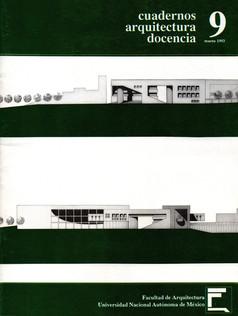 Cuadernos arquitectura docencia 9