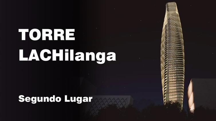SEGUNDO LUGAR: Torre La Chilanga  Integrantes: Alejandra Reyes Hernández Basilio Tager Gonzales Benjamín Ruiz de Esparza Lourdes Robles Robles Gil