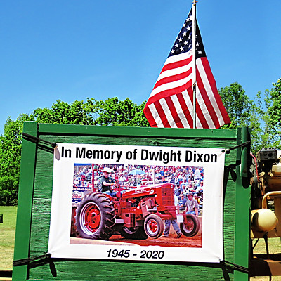 Powhatan: Dwight Dixon Memorial Pull