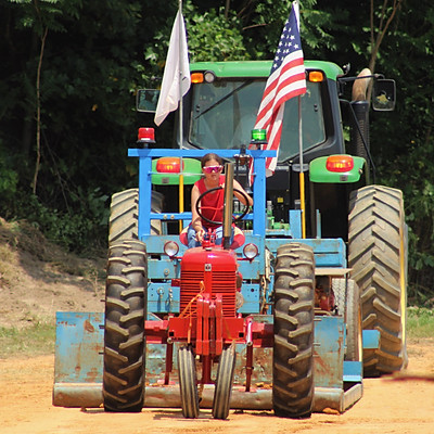 Caroline County Pull