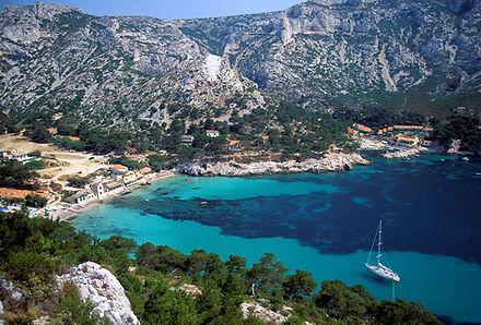 location bateau méditerrannée
