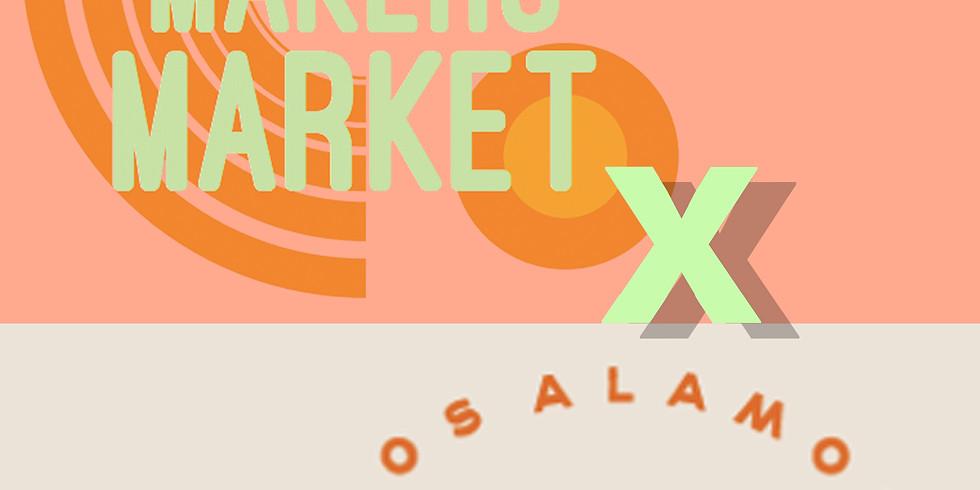 MMM x Skyview: Holiday Market