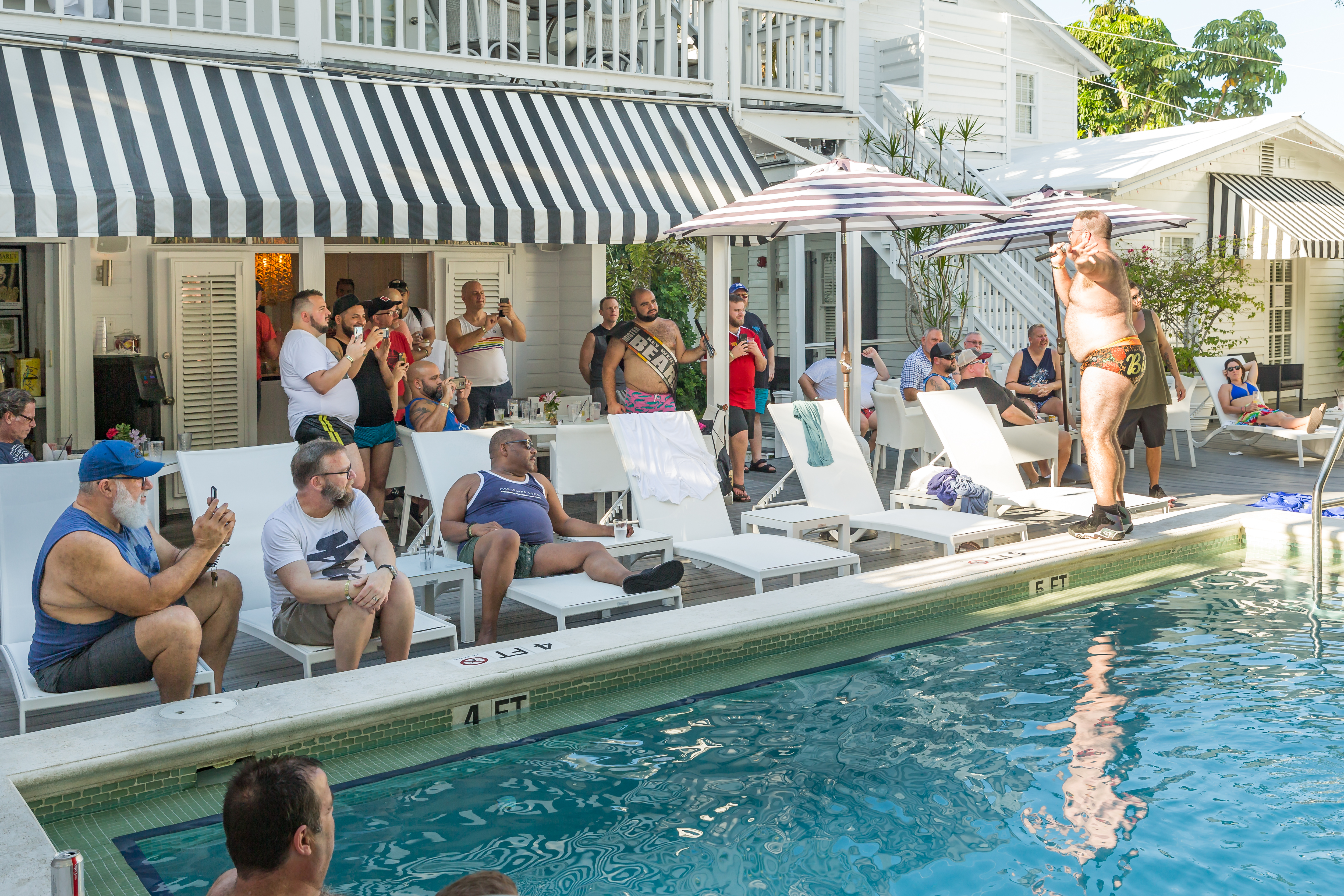 KWBW 2019 VIP Pool Party Alexander's NWM