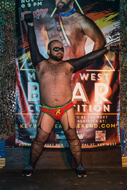 KWBW Mr.Key West Bear 2019 NWM-2295