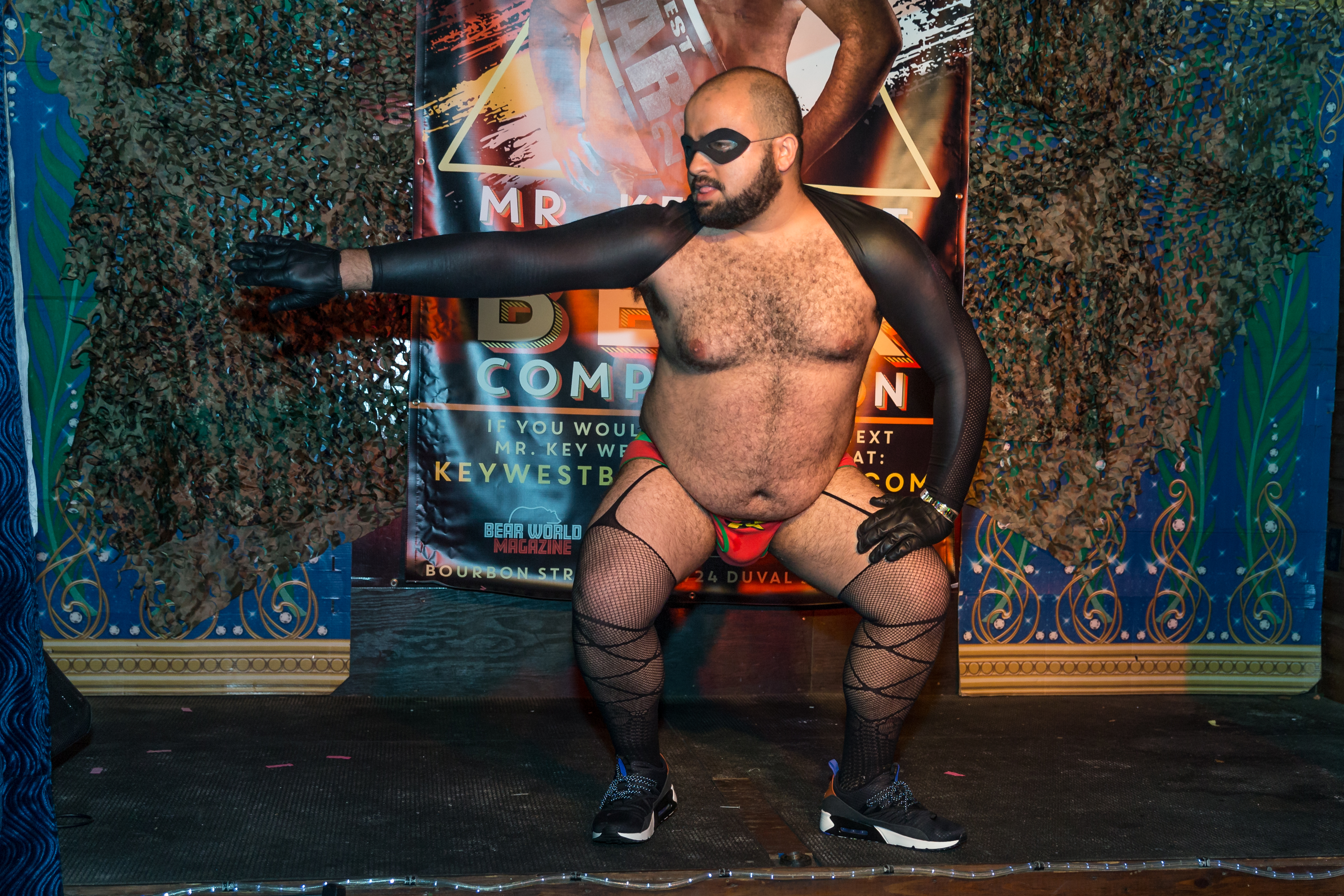 KWBW Mr.Key West Bear 2019 NWM-2304
