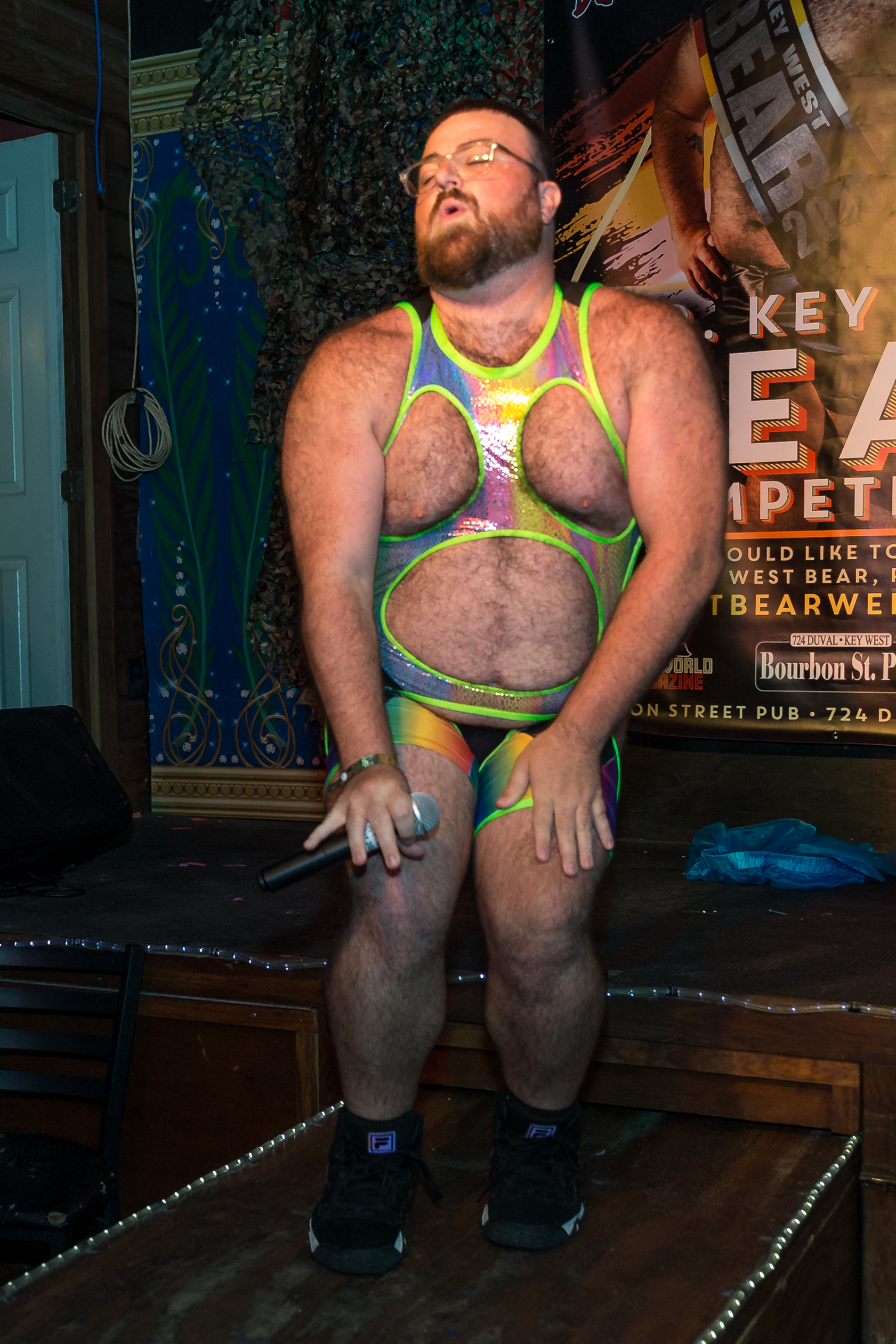 KWBW Mr.Key West Bear 2019 NWM-2455