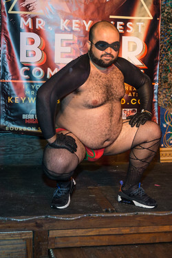 KWBW Mr.Key West Bear 2019 NWM-2299