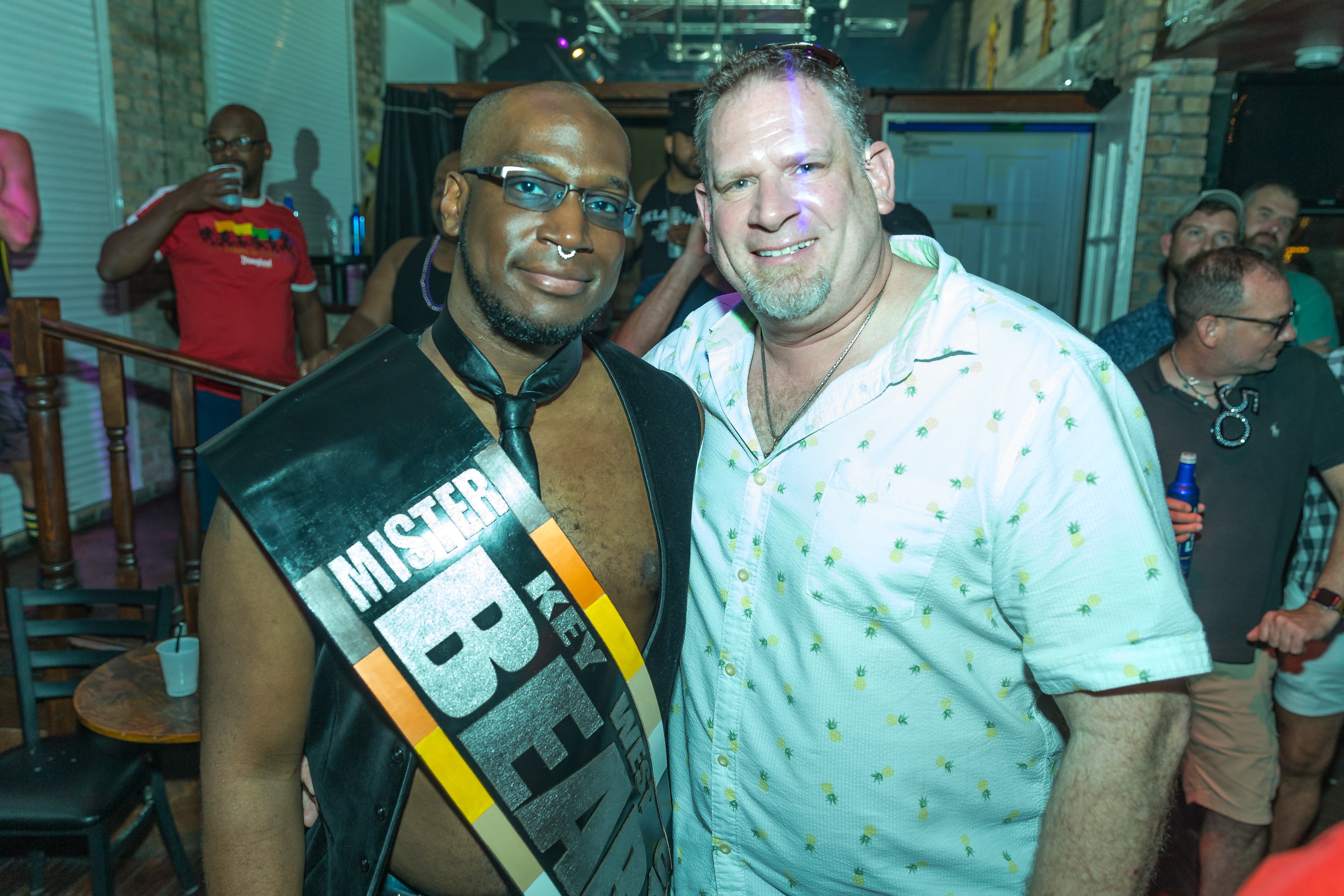 KWBW Mr.Key West Bear 2019 NWM-2668