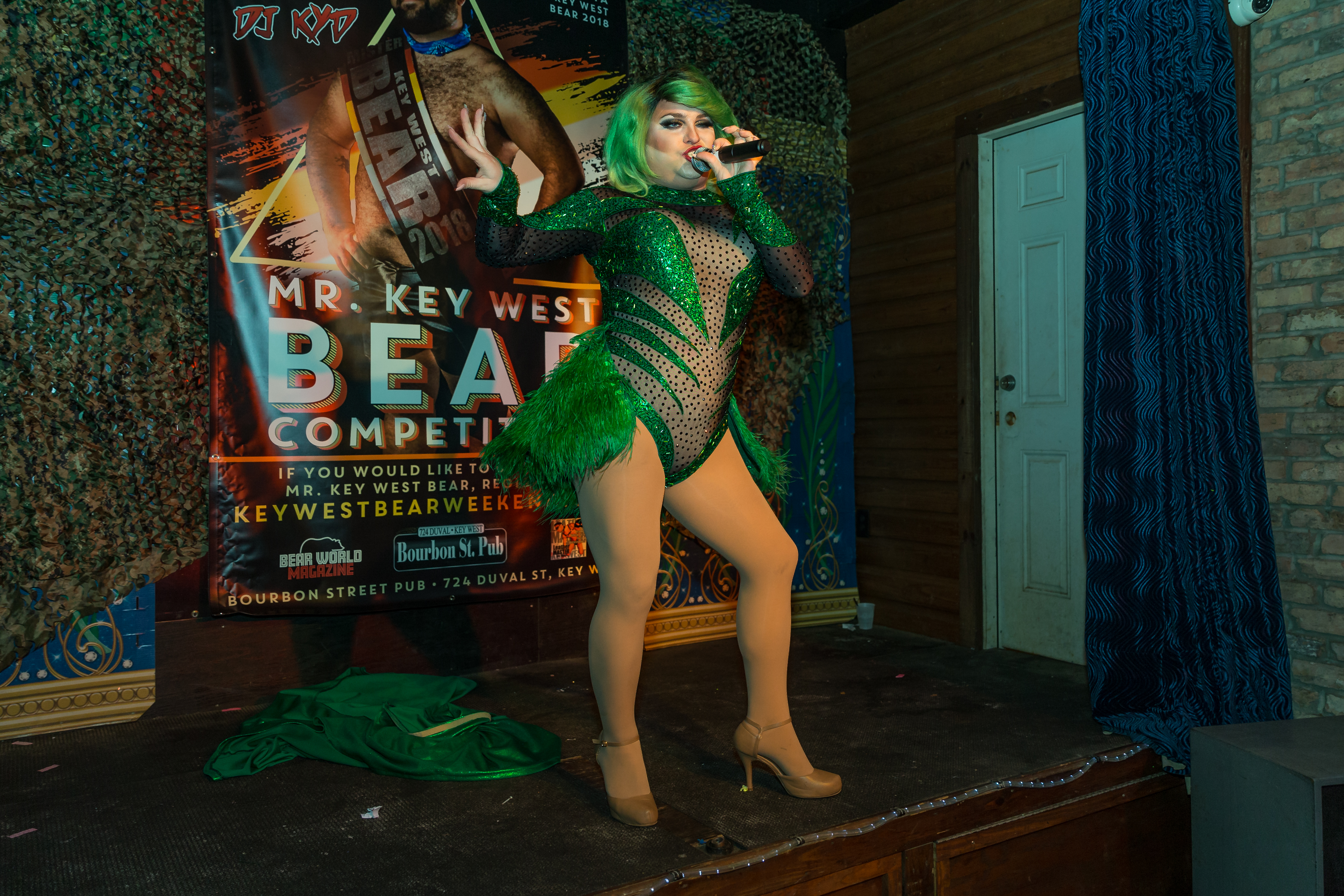 KWBW Mr.Key West Bear 2019 NWM-2559