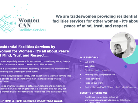 WomenCAN Facilities Services